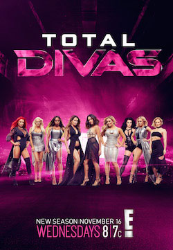 Renee Young and the cast of Total Divas