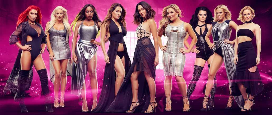 Wwe Broadcaster Renee Young Talks Total Divas, Dean -5981