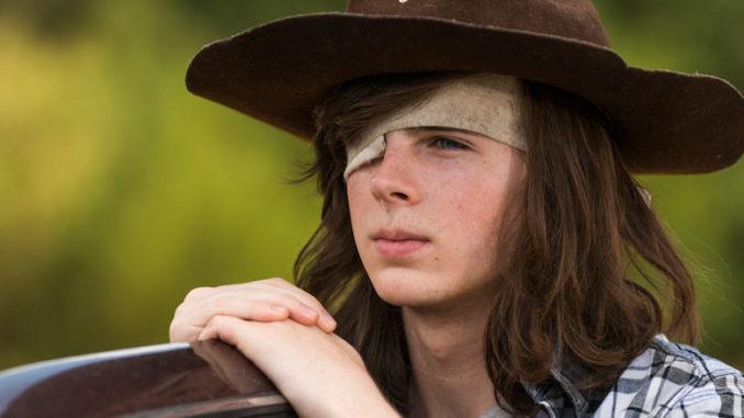 Walking Dead Carl