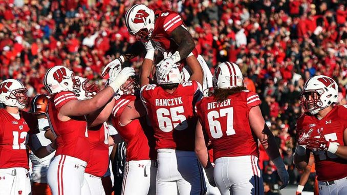 Wisconsin Badgers Football