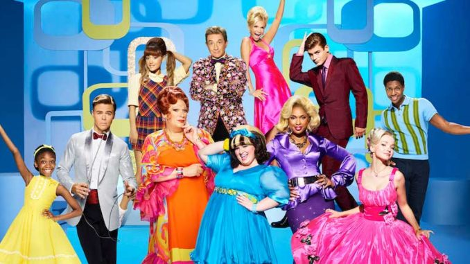Hairspray Live cast NBC
