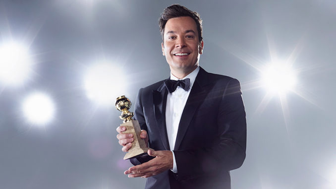 Golden Globe Awards Jimmy Fallon