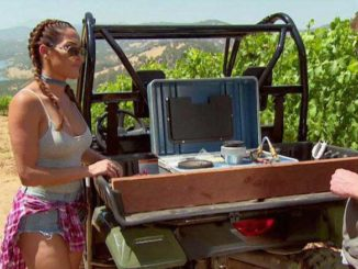 Bella Twins Total Divas wine