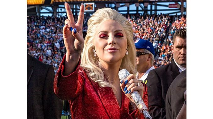 Lady Gaga Super Bowl LI