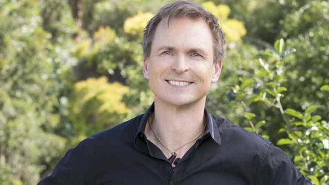Amazing Race's Phil Keoghan
