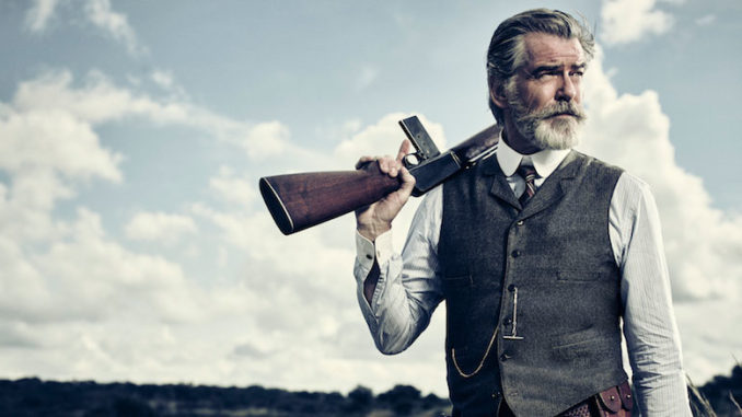 The Son AMC Pierce Brosnan