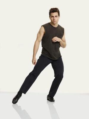 Dirty Dancing Colt Prattes as Johnny Castle.