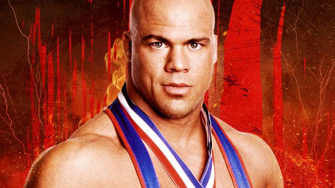 Kurt Angle WWE2K18