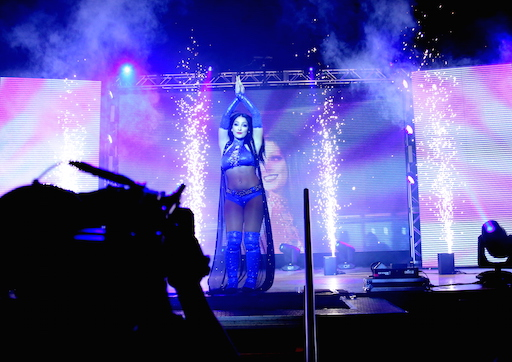 Ring of Honor Mandy Leon