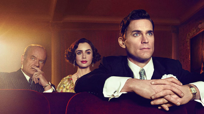 THe Last Tycoon, Amazon, Matt Bomer