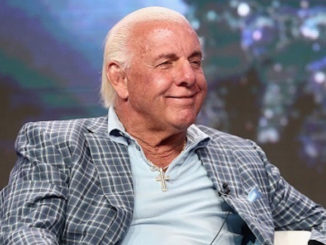 ric flair television critics association tour