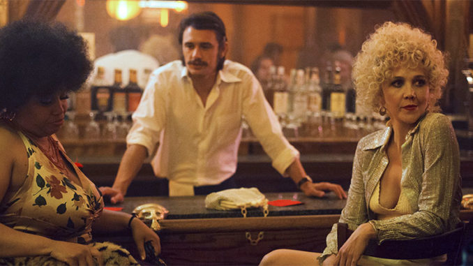 The Deuce - Franco and Gyllenhaal