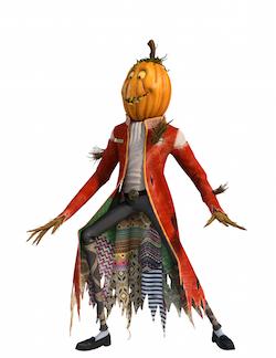 Hay Man Michael Jackson's Halloween