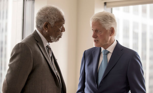 The Story of Us With Morgan Freeman Bill Clinton