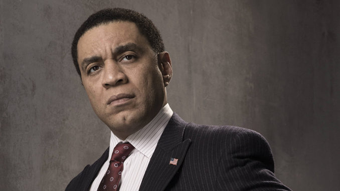 Harry Lennix shares the backstory of Harold CooperThe Blacklist