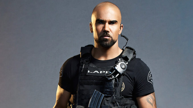 Shemar Moore Is Ready To Save The Day In Swat