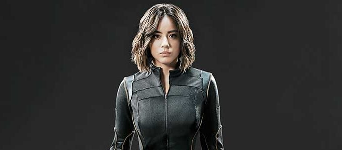 Chloe Bennett from Marvel's Agent of S.H.I.E.L.D. on the new season, Shark Tank, Mark Cuban and more