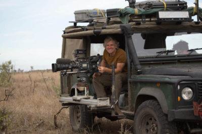 Man Among Cheetahs': We Ride Along with Filmmaker Bob Poole