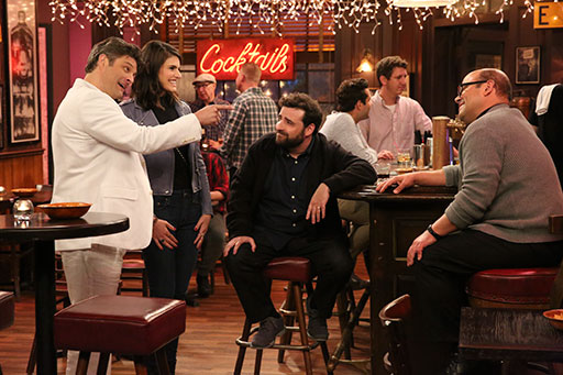 Living Biblically cast CBS