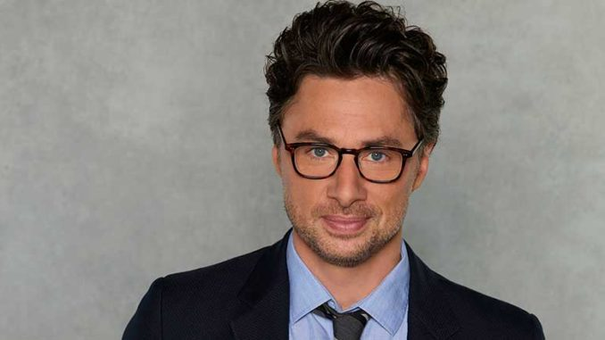 Zach Braff on Alex, Inc. on ABC