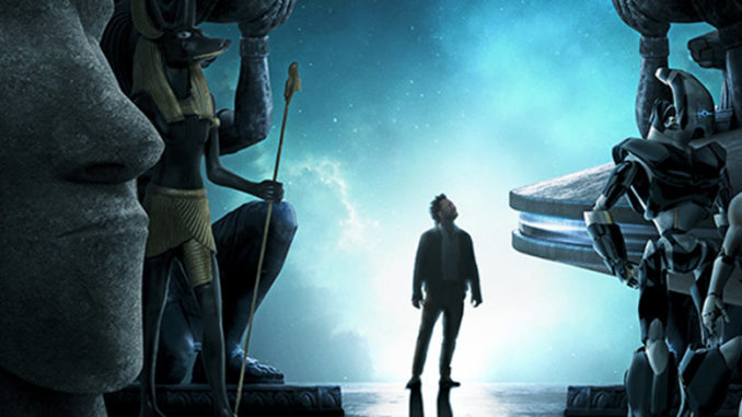 Friday, April 27: History's 'Ancient Aliens' Two-Hour Season