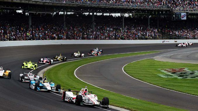 89bc55f8 Sunday, May 26: 103rd Indianapolis 500 on NBC