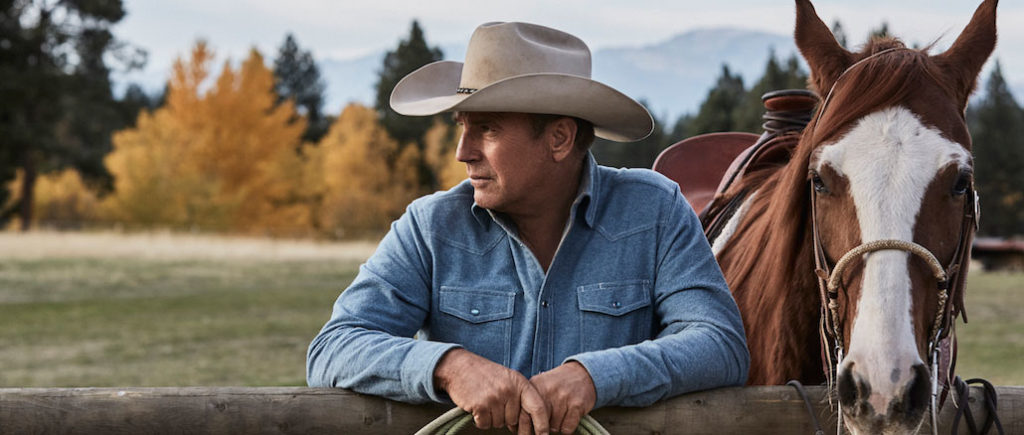 Yellowstone': Kevin Costner Talks Paramount Network's Bold