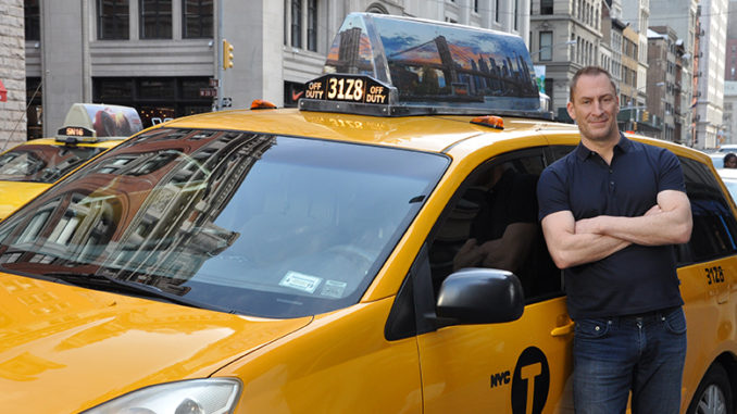 Ben Bailey of Cash Cab