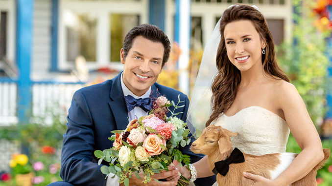 Lacey Chabert Wedding.Saturday Sept 29 Lacey Chabert In Hallmark Channel S All Of My