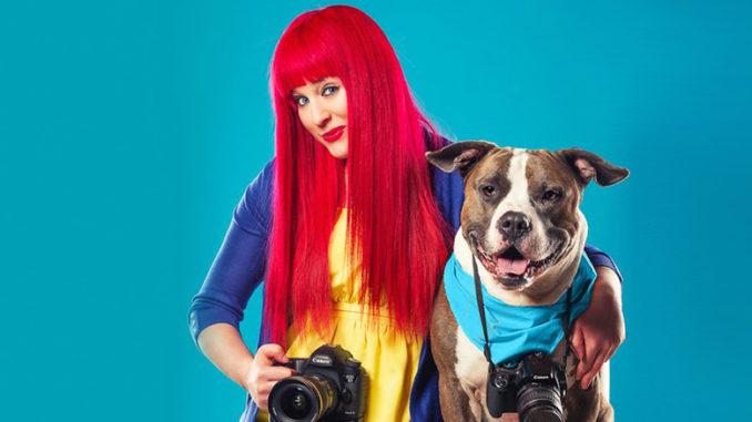 Saturday, Sept  15: Shelter Dogs Become Supermodels in