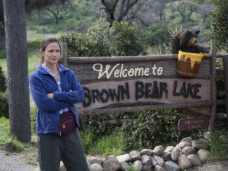 Jennifer Garner Goes 'Camping'