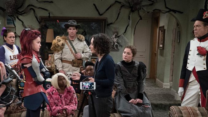 Tuesday Oct 30 There Wont Be Blood On The Conners Halloween
