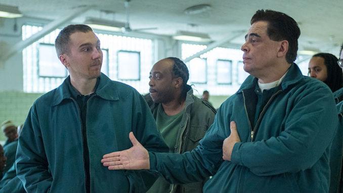 eff6761f Sunday, Nov. 18: Showtime's Prison Break Drama 'Escape at Dannemora'