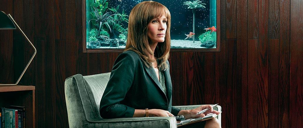 7501cc32b7d80 Friday, Nov. 2: Julia Roberts Stars in Amazon's Psycho Thriller ...