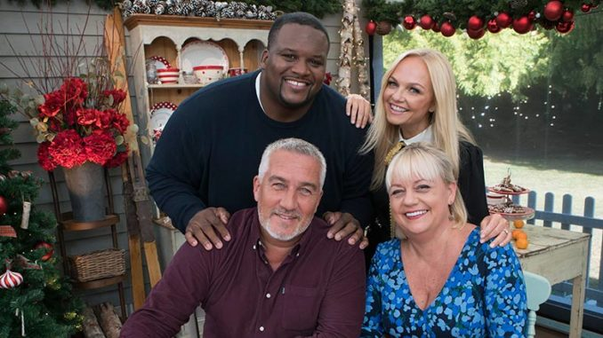 Thursday Dec 6 The Great American Baking Show Holiday Edition