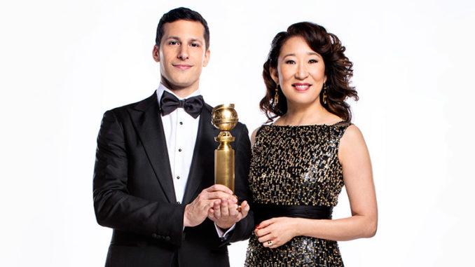 Sunday, Jan  6: The 76th Annual Golden Globe Awards
