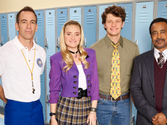 """""""The Goldbergs"""" Spinoff 'Schooled' is Head of the Class"""