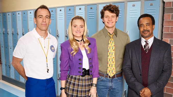 """The Goldbergs"" Spinoff 'Schooled' is Head of the Class"