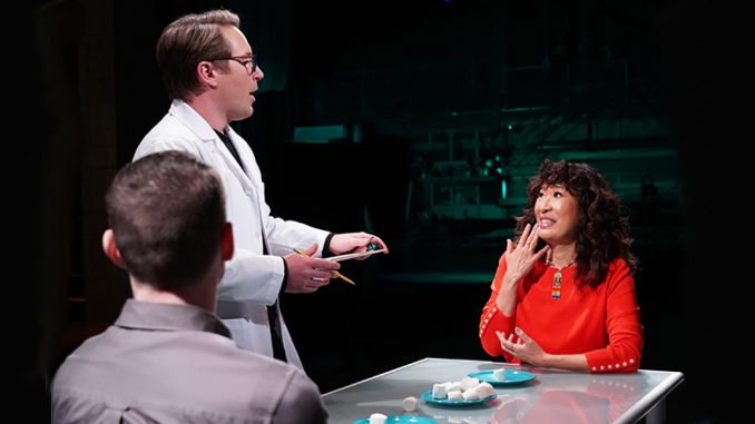 Saturday, March 30: Sandra Oh Hosts 'SNL' With Musical Guest