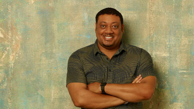 Cedric Yarbrough Speechless