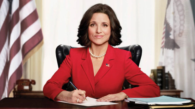 Sunday, March 31: Julia Louis-Dreyfus Is Back for the Final