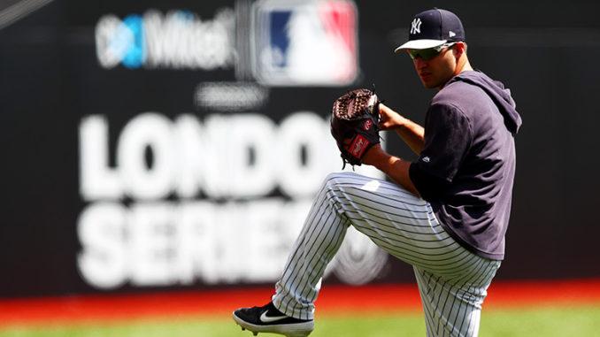 497b613c9133d Saturday, June 29: MLB Across the Pond: Yankees vs. Red Sox in London