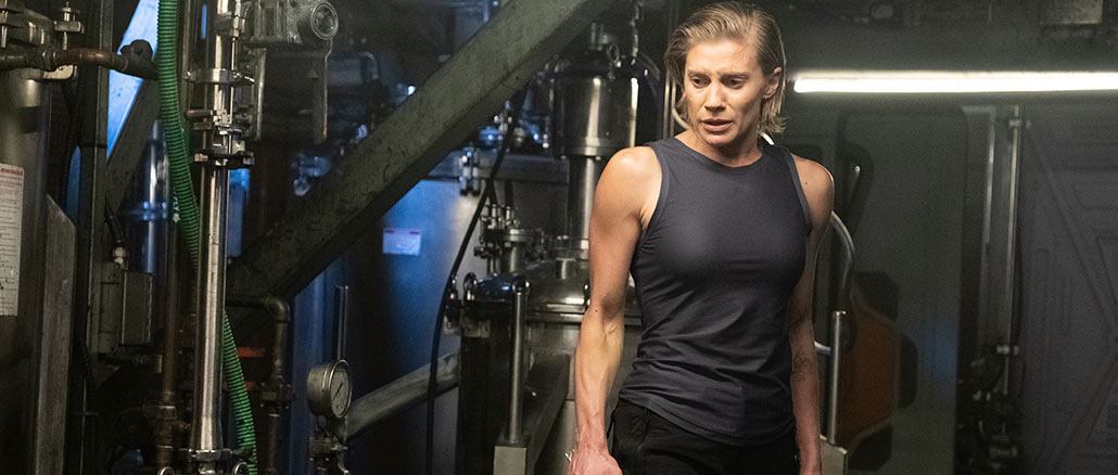 Thursday, July 25: Katee Sackhoff Stars in Netflix Sci-Fi