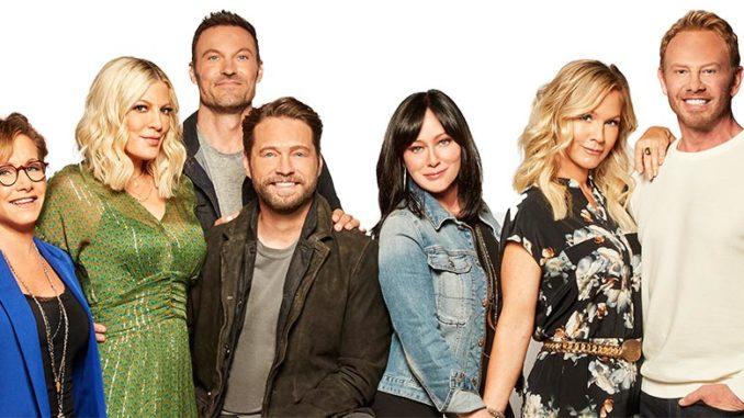 Wednesday, Aug  7: 'BH90210' Event Series Reunites the Cast of an