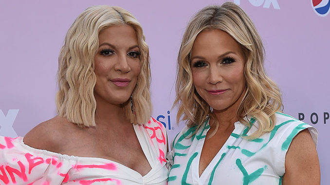 Tori Spelling and Jennie Garth Answer Our Burning 'BH90210' Questions