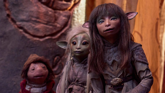 Friday, Aug  30: Head Back to Thra in 'The Dark Crystal: Age