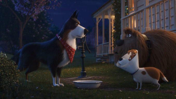New To On Demand And Dvd Secret Life Of Pets 2