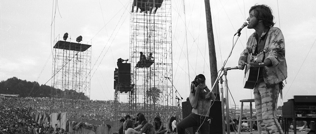 Tuesday, Aug  6: 'Woodstock: Three Days That Defined a Generation