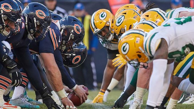 Thursday Sept 5 Packers Vs Bears In 2019 Nfl Season