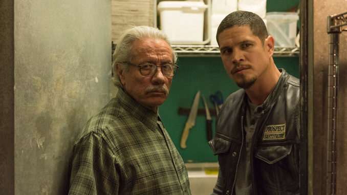 Mayans MC Edward James Olmos